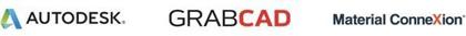 SM IDSA Ecodesign Challenge Sponsor logos