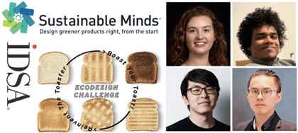 SM IDSA Ecodesign Challenge Winners